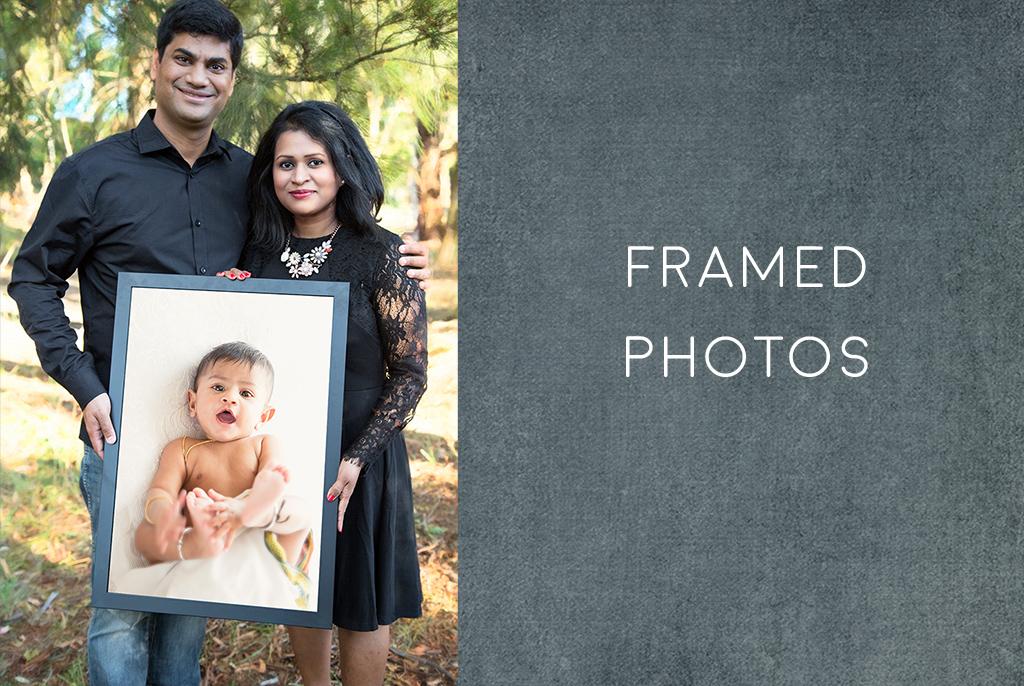 Framed-photos