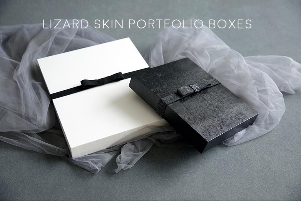 Portfolio-boxes